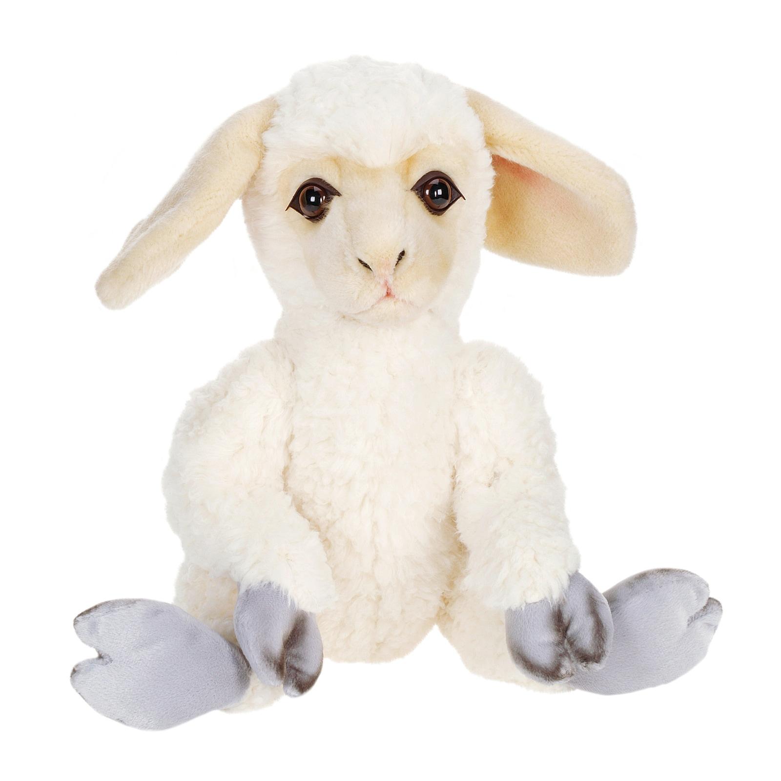 Hansa 13 Inch Plush Whimsey Series Lamb (1)