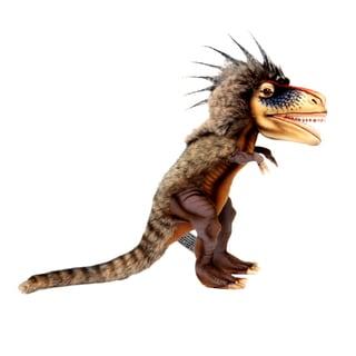 Hansa 11 Inch Plush T-Rex Dinosaur