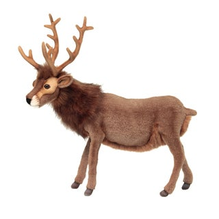 Hansa 20 Inch Plush Brown Reindeer