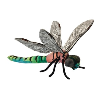 Hansa 13 Inch Plush Dragonfly