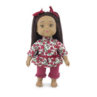 Positively Perfect 14.5 Inch Latina Toddler Doll Stella