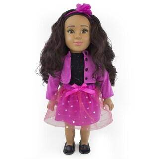 Positively Perfect 18 Inch Latina Toddler Doll Sofia