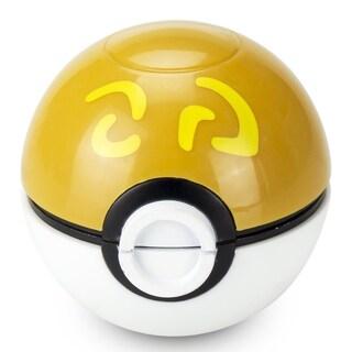 Pokemon Pokeball & Pikachu Herb Grinder with Pollen Sifter & Catcher