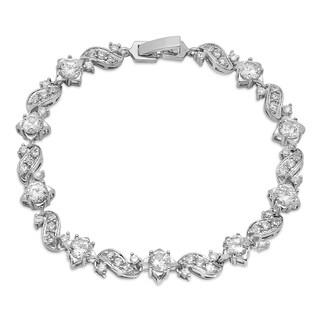 Piatella Ladies Star Tennis Bracelet