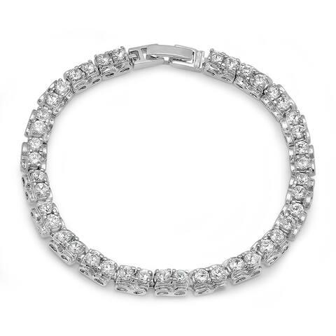 Piatella Ladies Tennis Bracelet