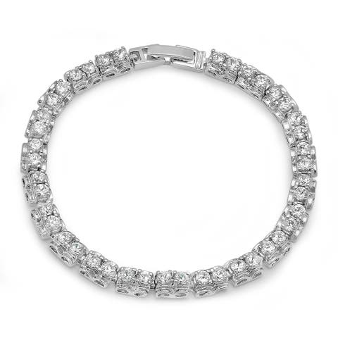 Piatella Ladies Tennis Bracelet