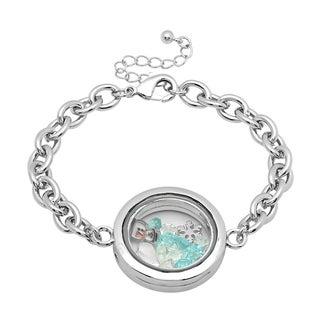 Piatella Ladies Alloy Locket Bracelet in 3 Styles