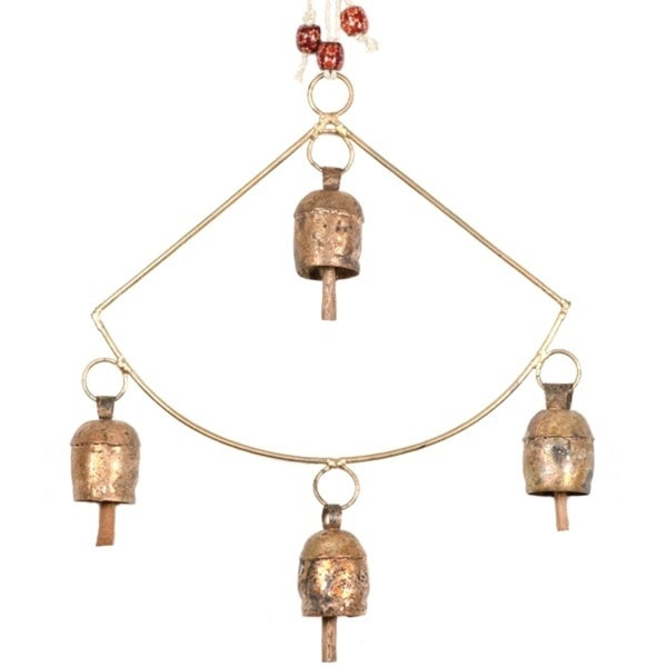 Handmade Delicate Balance Bell Chime (India)
