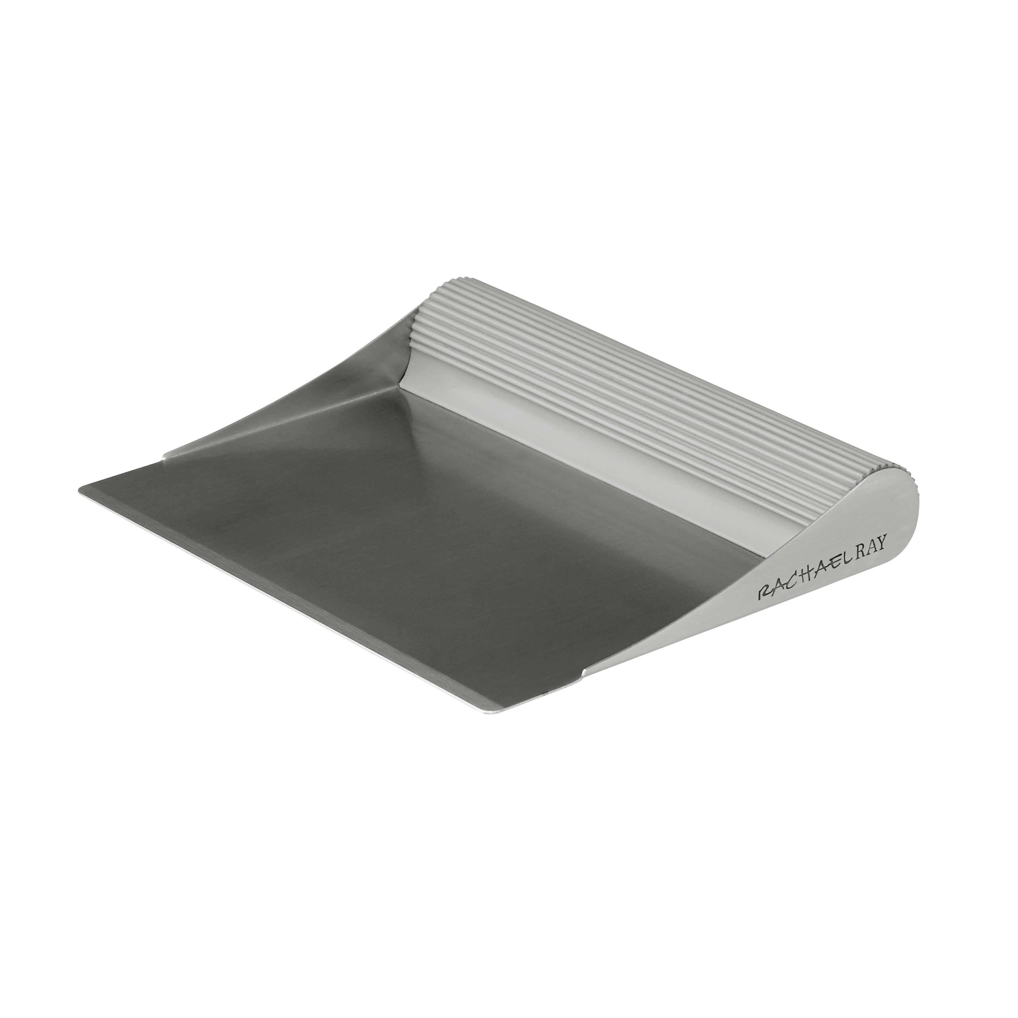 Rachael Ray Tools /& Gadgets Stainless Steel Bench Scrape Red