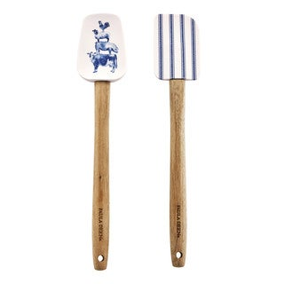 Paula Deen Tools Country Barnyard Silicone Spatula/Spoonula Set
