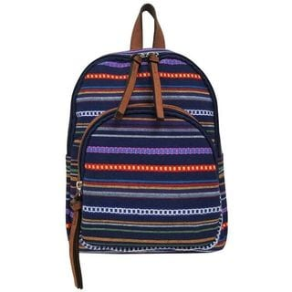 Bueno of California Canvas Fashion Backpack