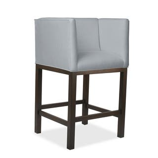 South Cone Home Madison Dry Cognac Wood/Fabric Upholstered 26-inch Counter Stool https://ak1.ostkcdn.com/images/products/17666439/P23876477.jpg?impolicy=medium