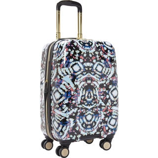 Aimee Kestenberg Ivy Collection 20-inch Hardside Expandable Carry-On Suitcase