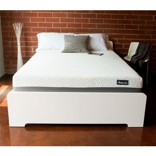 Ameena 10-inch Gel Memory Foam Twin XL-size Mattress