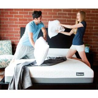 Ameena 10-inch Gel Memory Foam Full-size Mattress