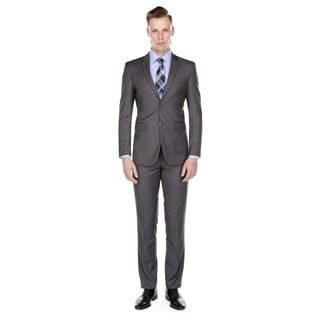 Braveman Men's Slim-Fit 2 Piece Suit