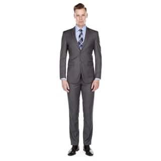 Braveman Men's Slim-Fit 2 Piece Suit