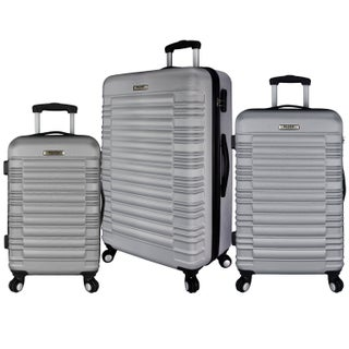 Elite Luggage 3-Piece Hardside Spinner Luggage Set