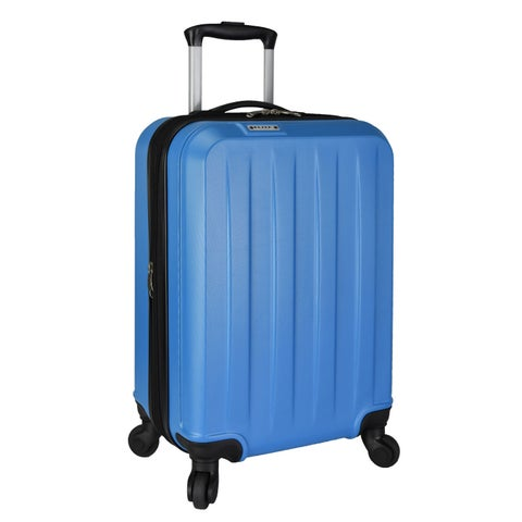 Elite Dori 21-inch Expandable Hardside Carry-On Spinner Upright Suitcase
