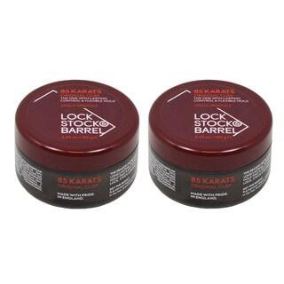 Lock Stock & Barrel 85 Karats 3.5 oz. Shaping Clay (Pack of 2)