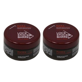 Lock Stock & Barrel Pucka 3.5 oz. Grooming Creme (Pack of 2)