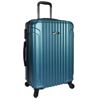 U.S. Traveler Akron 25-inch Hardside Spinner Upright Suitcase (2 options available)