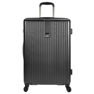 U.S. Traveler Sparta 26-inch Hardside Spinner Upright Suitcase