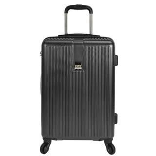 U.S. Traveler Sparta 21-inch Hardside Carry On Spinner Upright Suitcase