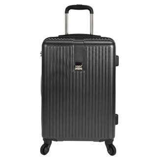 U.S. Traveler Sparta 21-inch Hardside Carry On Spinner Upright Suitcase