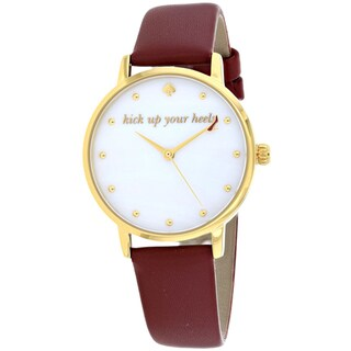Kate Spade Women's KSW1209 Metro Watches