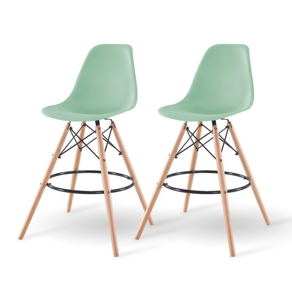 IRIS Plastic Shell Bar Stool (Pack of 2). Opens flyout.
