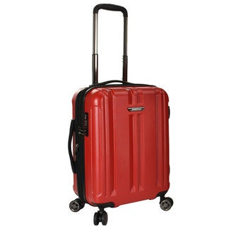 Traveler's Choice La Serena 21-inch Hardside Carry On Spinner Suitcase