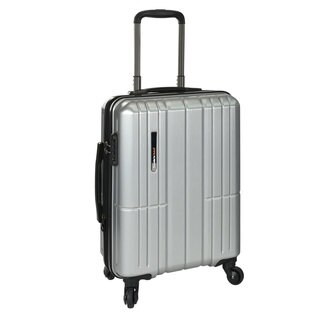 Traveler's Choice Wellington 21-inch Hardside Carry On Spinner Suitcase