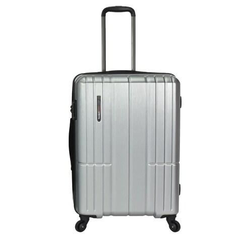 Traveler's Choice Wellington 26-inch Hardside Spinner Suitcase