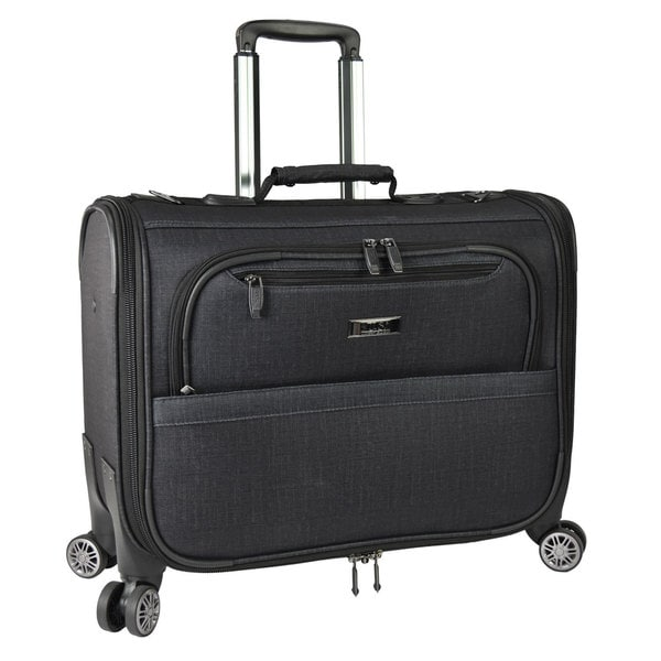 U.S. Traveler Freetown 21-inch Carry-On Spinner Garment Bag