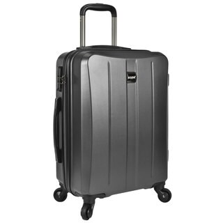 U.S. Traveler Highrock 21-inch Hardside Carry On Spinner Suitcase