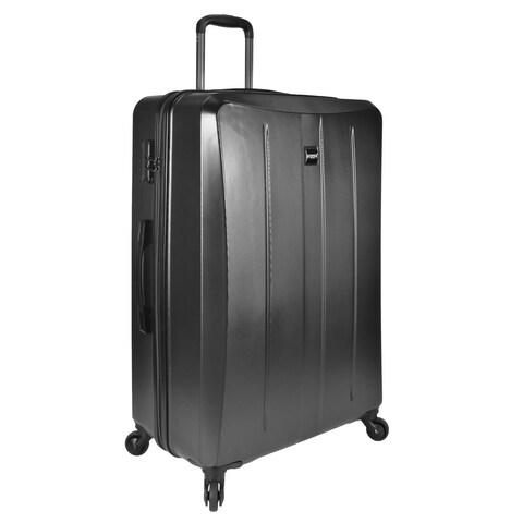 U.S. Traveler Highrock 30-inch Hardside Spinner Upright Suitcase
