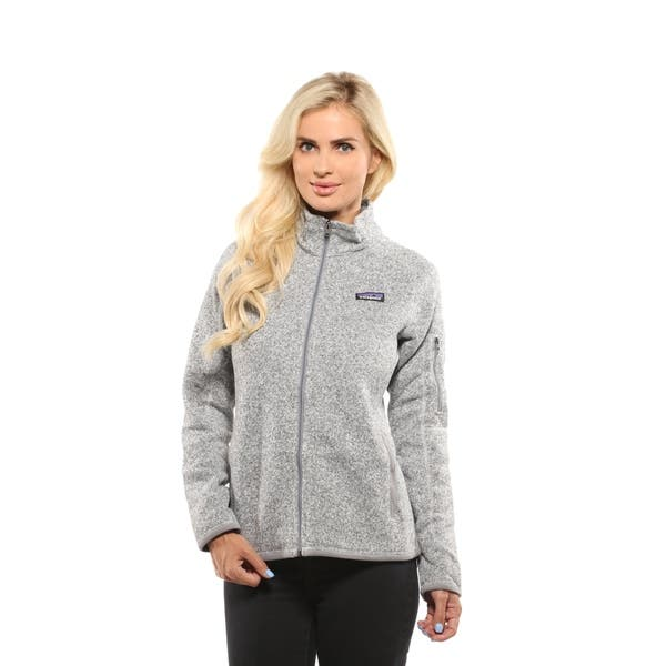Shop Black Friday Deals On Patagonia Women S Better Sweater Jacket Overstock 17667383