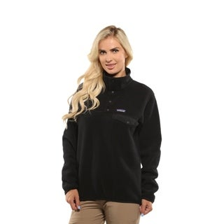Patagonia Light Weight Synchella Snap-T Fleece Pullover