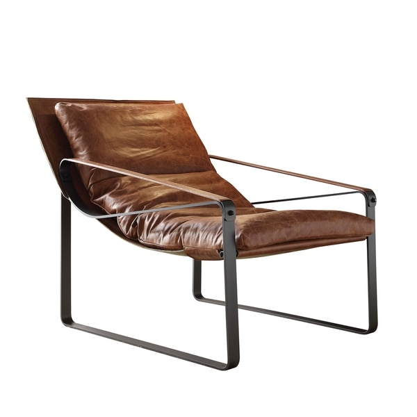 Inspiring Leather Accent Chairs Minimalist