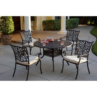 Size 5Piece Sets Outdoor Dining Sets For Less Overstock