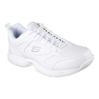 Men's Skechers Work Relaxed Fit Dighton Slip Resistant Sneaker White (More options available)