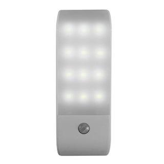 12 LED Rechargeable Motion Sensor Light for Hallway Bedroom Kitchen