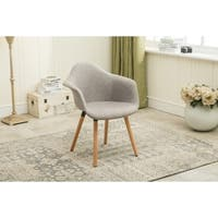 Porthos Home Doyle Mid-Century Dining Chair