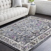 Rejualdo Traditional Oriental Area Rug (5'3 x 7'6)