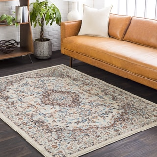 Bonnhan Traditional Oriental Area Rug (7'10 x 10'3)