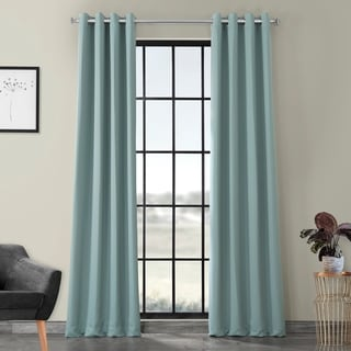 Exclusive Fabrics Grommet Blackout Curtain