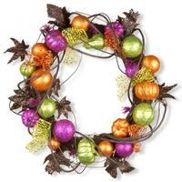 "20"" Halloween Wreath"