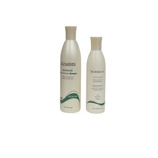 Scruples Renewal Color Retention 12-ounce Shampoo & 8.5-ounce Conditioner Duo