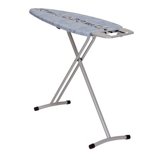 Grande Steel Top Tri Leg Ironing Board, Wide Top